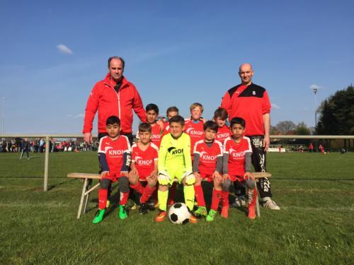 Borsteler FC Teamfoto